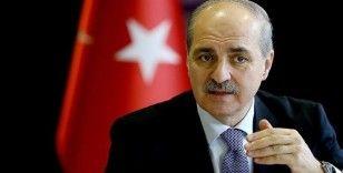 AK Parti Genel Başkanvekili Kurtulmuş: Özgür bir Filistin devleti mutlaka kurulacaktır