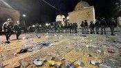 Arap ülkelerinden İsrail'in Doğu Kudüs'teki Filistinlilere yönelik saldırılarına kınama