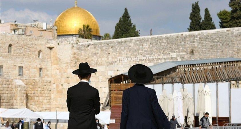 Filistin'den fanatik Yahudilerin Mescid-i Aksa'ya baskın düzenleme çağrılarına karşı uyarı