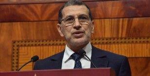 Fas Başbakanı el-Osmani: İsrail güçlerinin mukaddes şehir Kudüs'teki ihlallerini kınıyoruz