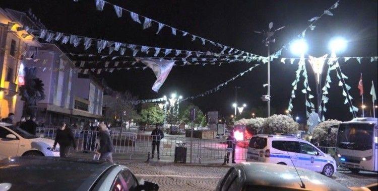 Giresunlular, Süper Lig sevincini balkonlarında kutladı!