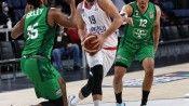 ING Basketbol Süper Ligi: Anadolu Efes: 84 - Darüşşafaka: 74