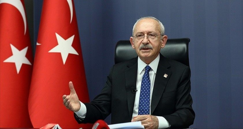 CHP Genel Başkanı Kılıçdaroğlu: Güçlendirilmiş parlamenter sistem konusunda çalışma yapıyoruz