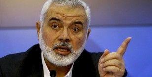Hamas lideri Heniyye: İşgalcilerin saldırıları tüm kırmızı çizgileri aştı