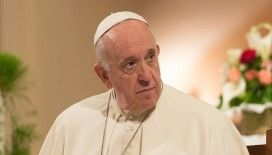 Papa Franciscus: Kudüs'te yaşanan gelişmeleri özel bir endişeyle takip ediyorum