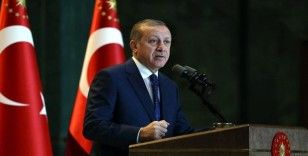 Cumhurbaşkanı Erdoğan, Danıştay'ın kuruluş yıl dönümünü ve İdari Yargı Günü'nü kutladı