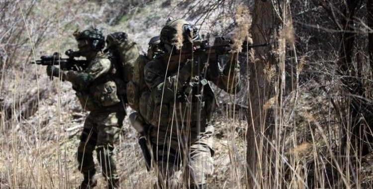 Metina'da 2 PKK'lı terörist daha etkisiz hale getirildi