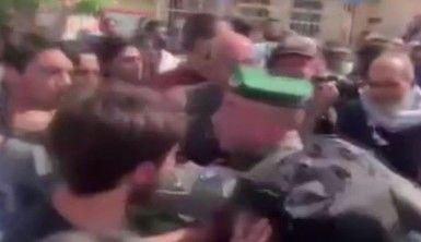 Şeyh Cerrah'ta İsrailli yerleşimcilerin Filistinlilere saldırısı devam ediyor