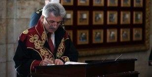 Danıştay Başkanı Yiğit: Hukuki ve milli değerleri gözeterek özverili gayretimizi daha da ileriye taşıyacağız