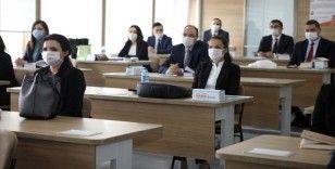 Hakim ve savcı adayları 'Kararların Dili' dersiyle Türkçe'yi doğru ve etkin kullanacak