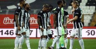 Süper Lig: Beşiktaş: 0 - Karagümrük: 0 (Maç devam ediyor)