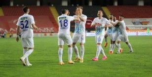 Süper Lig: Gaziantep FK: 4 - Ç.Rizespor: 5 (Maç sonucu)
