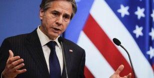 ABD Dışişleri Bakanı Blinken, İsrail Başbakanı Netanyahu ile görüştü