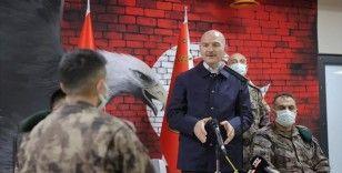 İçişleri Bakanı Süleyman Soylu, etkisiz hale getirilen 'Bahoz' kod adlı teröristin kimliğine dair ayrıntıları paylaştı