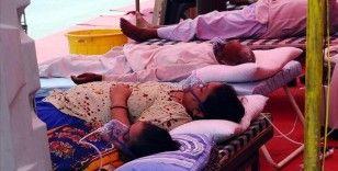 Hindistan'da Kovid-19 salgınında bugüne kadarki en yüksek günlük can kaybı sayısı kaydedildi