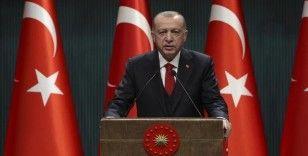 Cumhurbaşkanı Erdoğan: İsrail'in hukuka ve insana dair her türlü değere aykırı bu eylemleri derhal durdurulmalıdır