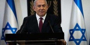 """Netanyahu: """"Hamas ve Filistinli gruplar İsrail'e yönelik saldırılarının karşılığını ödeyecekler"""""""