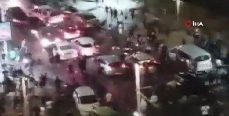 İsrail'de fanatik Yahudiler bir sürücüyü linç etmek istedi