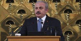 TBMM Başkanı Mustafa Şentop, Asya Parlamenter Asamblesi Başkanı sıfatıyla İsrail'in saldırılarını kınadı