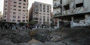 TBMM İnsan Haklarını İnceleme Komisyonu İsrail'in Filistin'e yönelik saldırılarıyla ilgili çalışma başlattı