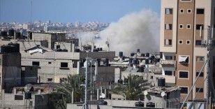 İsrail'in Gazze saldırısında AA kameramanı Muhammed el-Alul ile foto muhabiri Mustafa Hassuna yaralandı
