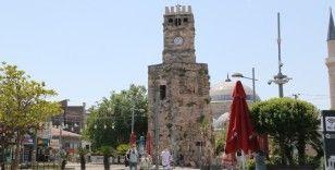 Antalya'da sessiz bayram