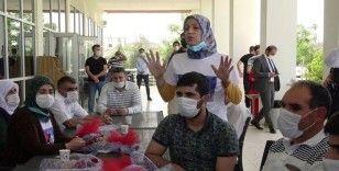 Ailelerden CHP'ye, çekin elinizi HDP'den tepkisi