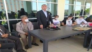 CHP milletvekili Gürsel Erol'dan evlat nöbeti tutan ailelere ziyaret