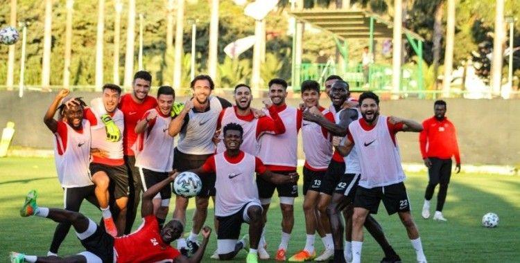 Hatayspor, Gaziantep FK maçına hazır