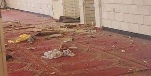 Kabil'de camideki patlamada ölü sayısı 12'ye yükseldi