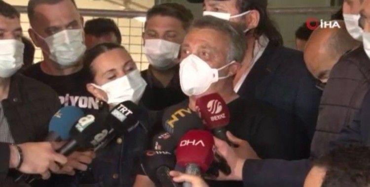 """Ahmet Nur Çebi: """"Bu bir başlangıç"""""""