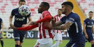 Süper Lig: Sivasspor: 0 - Kasımpaşa: 0 (Maç devam ediyor)