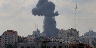Filistin Sağlık Bakanlığı:İsrail'in saldırılarında hayatını kaybedenlerin sayısı 126'ya ulaştı