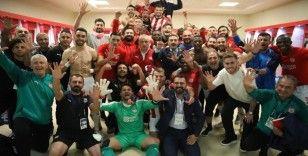 Sivasspor'dan 5.'lik pozu!