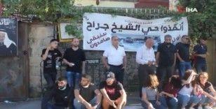 İsrail güçleri, Nekbe'nin 73. yıl dönümünde Şeyh Cerrah Mahallesi'nde Filistinlilere müdahale etti