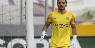 MKE Ankaragücü'nde Mert Topuz ilk Süper Lig maçına çıktı