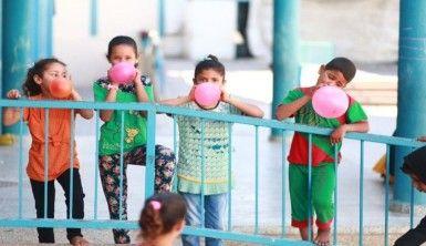 Gazze'deki BM okulları binlerce Filistinliye barınak oldu