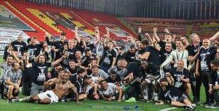 Beşiktaş, Süper Lig şampiyonluk kupasına yarın kavuşacak