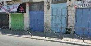 Kudüs halkı, İsrail'i kınamak için kepenk indirdi