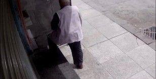 Eyüpsultan ve Esenyurt'ta ekmek hırsızlığı kamerada
