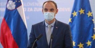 Slovenya Dışişleri Bakanı Logar: Rusya'nın Ukrayna sınırındaki askeri varlığını artırmasından endişeliyiz