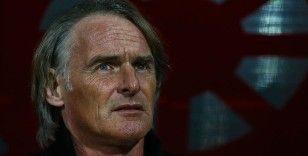 Galatasaray'ın eski teknik direktörü Riekerink, İskenderun'la CEO olarak prensipte anlaştı