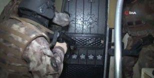 Güvenlik güçlerinin tüm yurtta uyuşturucuyla olan mücadelesi sürüyor