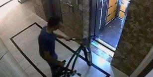 13 bisiklet çaldı tutuklandı