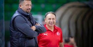 Hidayet Türkoğlu, A Milli Erkek Basketbol Takımı'nın antrenmanını takip rtti