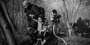 AB, göçmenlerin Avrupa'ya geçişini engellemek için Türkiye-Yunanistan sınırında dijital bariyer kurdu
