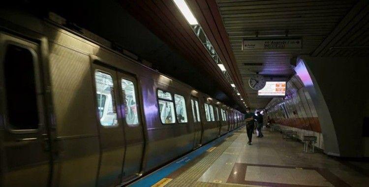 Metro İstanbul duyurdu: Taksim istasyonu kapatıldı
