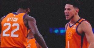 NBA'de Phoenix Suns, seride durumu 2-2'ye getirdi