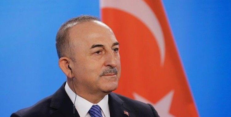 Yunanistan'ı ziyaret eden Çavuşoğlu: Aramızdaki sorunları AB değil, sadece Türkiye ile Yunanistan çözebilir