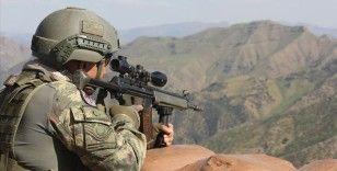 Fırat Kalkanı bölgesine sızma girişiminde bulunan 2 terörist etkisiz hale getirildi